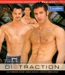 Distraction BLU-RAY - Front