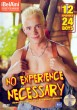 No Experience Necessary DVD - Front