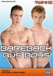 Bareback Bus Boys DVD - Front