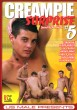 Creampie Surprise 5 DVD - Front