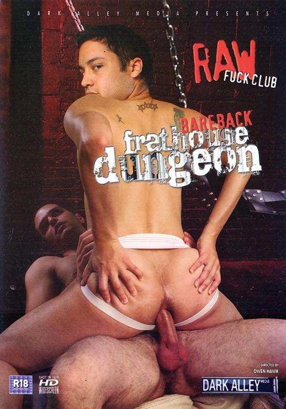 Bareback Frathouse Dungeon DOWNLOAD - Front