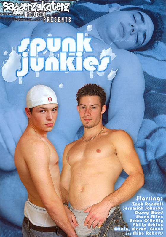 Spunk Junkies DOWNLOAD - Front
