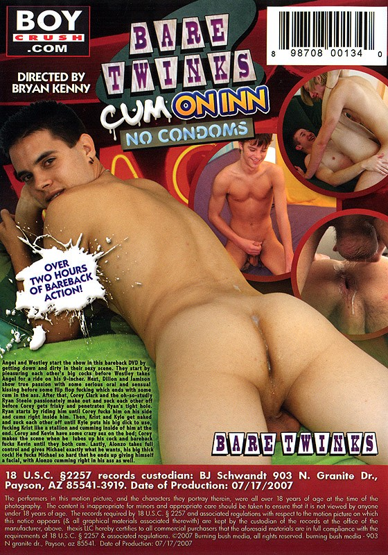 Cum on Inn DOWNLOAD - Back