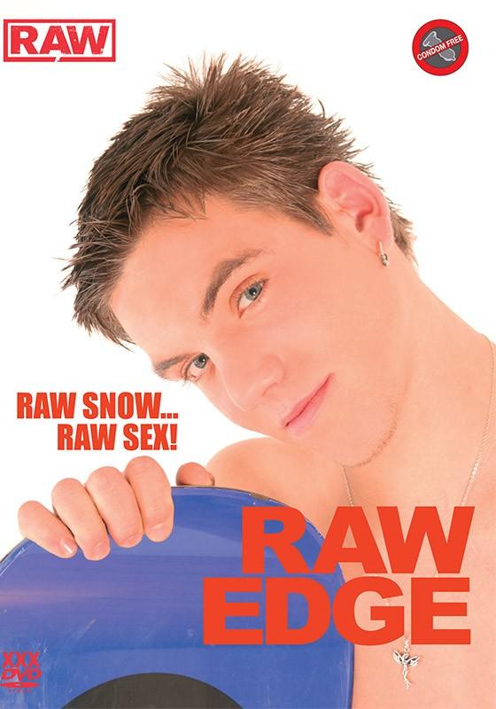 Raw Edge DVD - Front