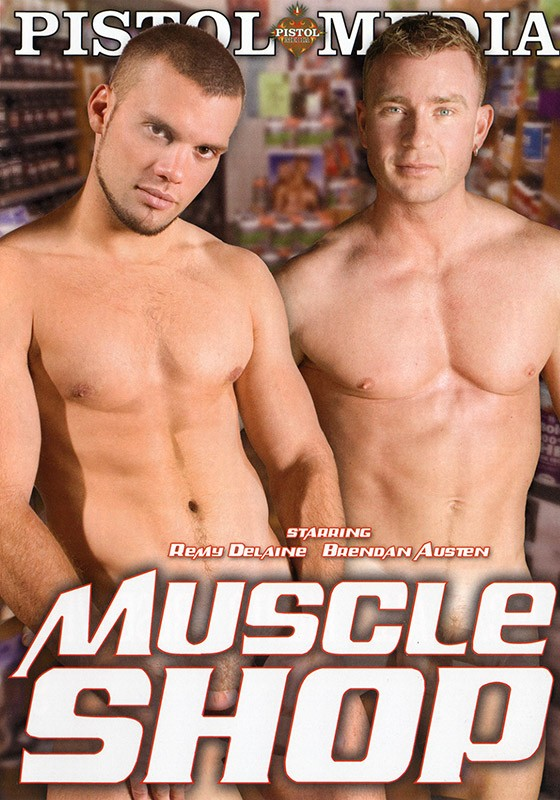 Muscle Shop DVD - Front