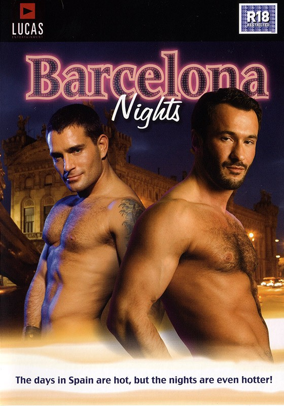 Barcelona Nights DVD - Front