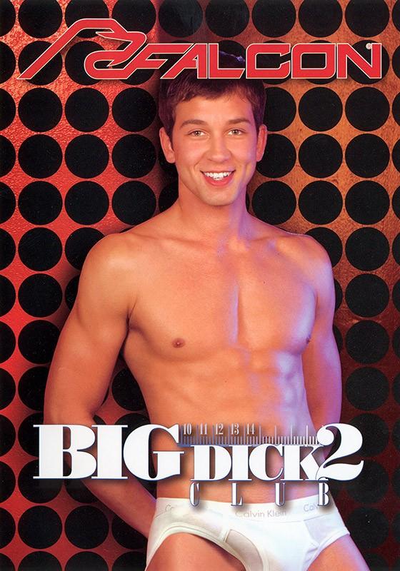 Big Dick Club 2 DVD - Front