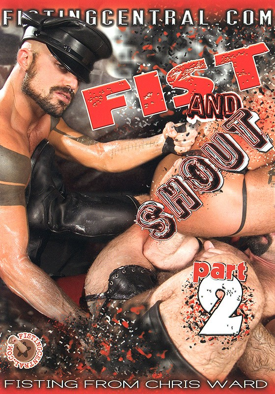 Fist And Shout part 2 DVD - Front
