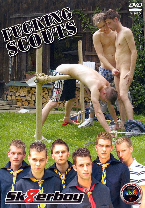 Fucking Scouts DVD - Front