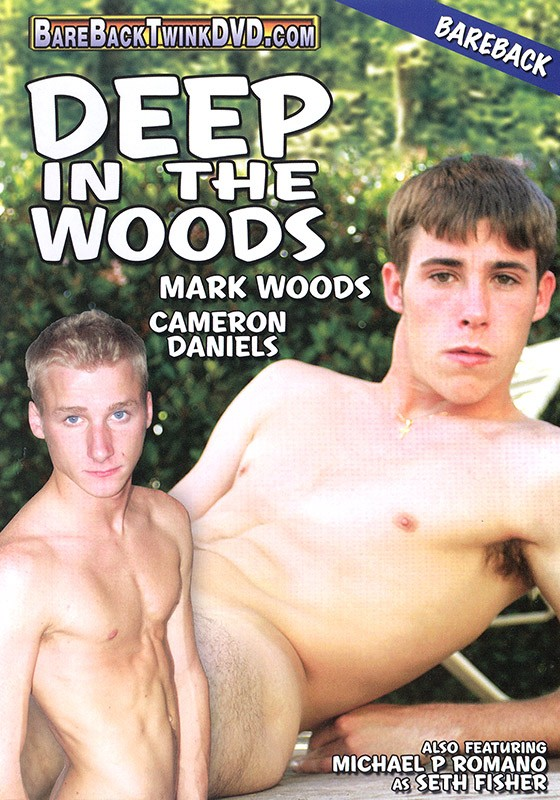 Deep in the Woods DVD - Front