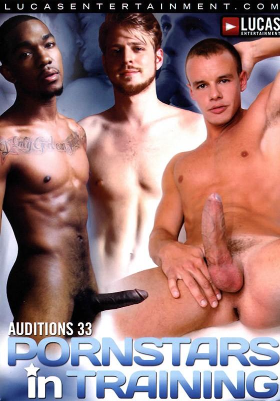 Pornstars in Training DVD - Front