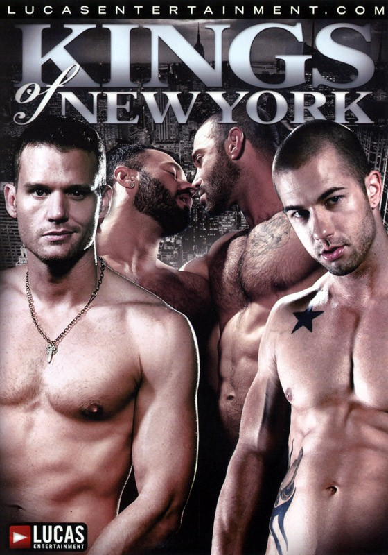 Kings of New York DVD - Front