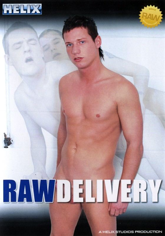 Raw Delivery DVD - Front