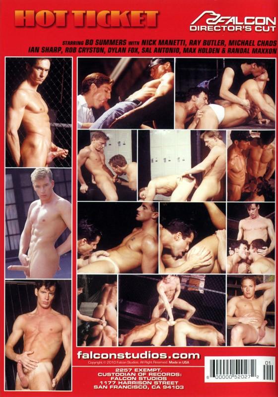 Hot Ticket (Director's Cut) DVD - Back
