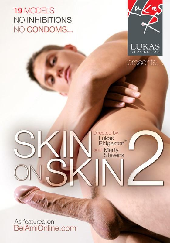 Skin on Skin 2 DVD - Front
