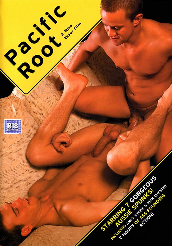 Pacific Root DVD - Front