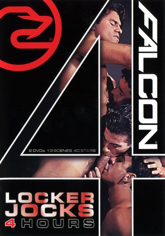 Falcon 4 Hours: Locker Jocks DVD - Front