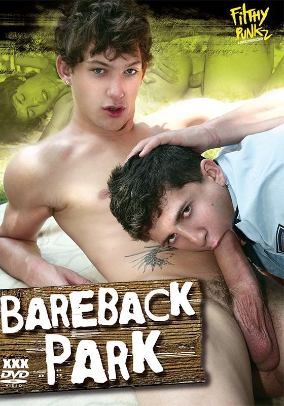 Bareback Park DVD - Front