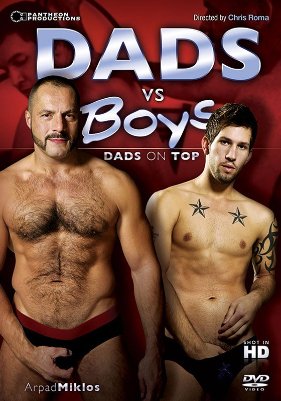 Dads vs. Boys: Dads on Top DVD - Front
