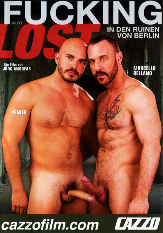 Fucking Lost DVD - Front