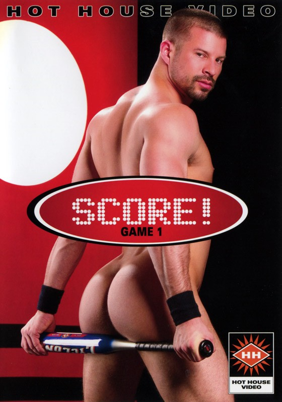 Score! Game 1 DVD - Front