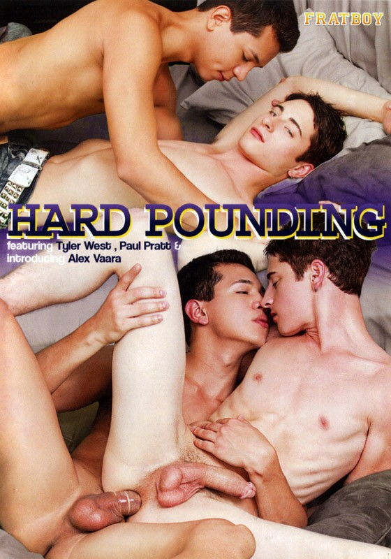 Hard Pounding DVD - Front