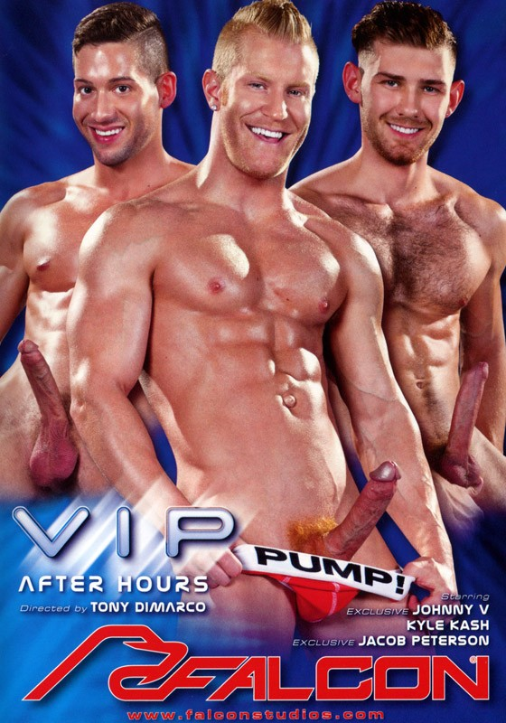 VIP: After Hours DVD - Front