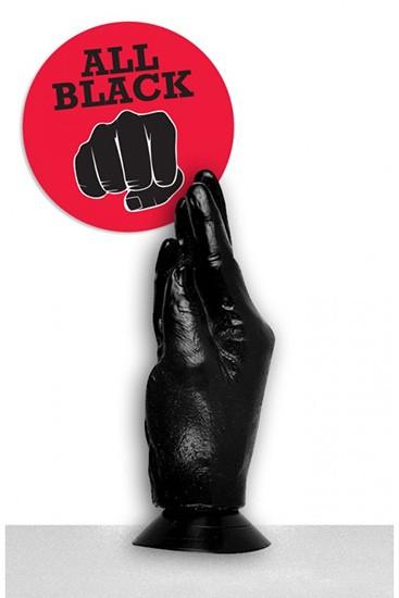 All Black AB13 Dildo - Gallery - 002