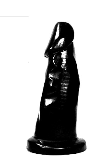 All Black AB38 Dildo - Gallery - 001