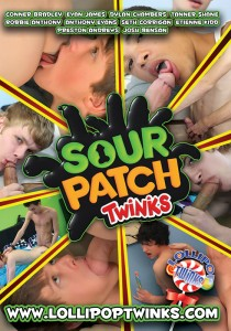 Sour Patch Twinks DOWNLOAD - Front