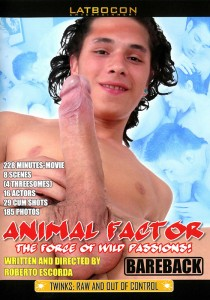 Animal Factor DOWNLOAD - Front