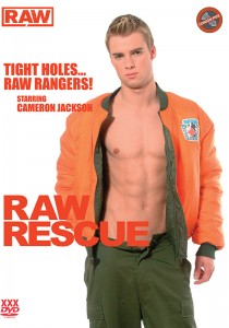 Raw Rescue DVD (NC)