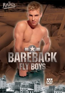 Bareback Fly Boys DVD (NC)