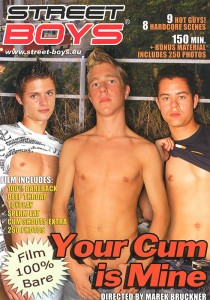 Your Cum is Mine DVD (NC) (S)