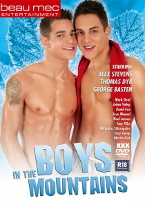 Boys in the Mountains DVD (NC)