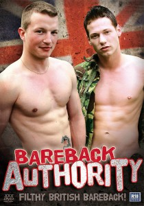 Bareback Authority DVD (NC)