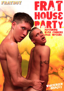 Frat House Party DVD (S)