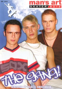 The Gang! DVD - Front