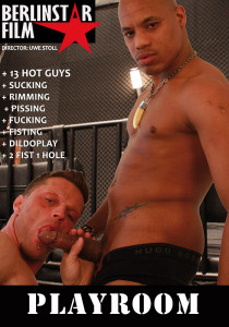 Playroom DVD (NC)