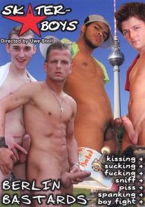 Berlin Bastards DVD - Front