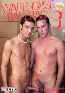 Warehouse Bareback 3 DVD (S)