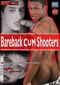 Bareback Cum Shooters DVDR (NC)