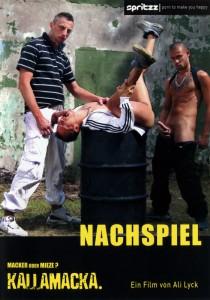 Nachspiel DVD - Front