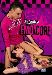 Bareback Emocore DVD (NC)