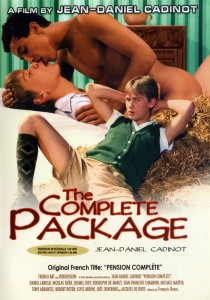 The Complete Package DVDR (NC)