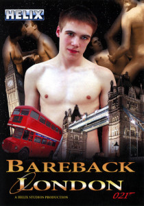 Bareback London DVD (S)