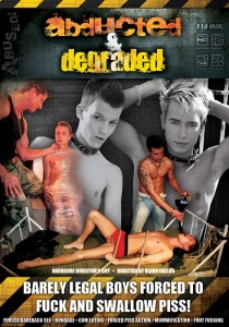 Abducted & Degraded (Director's Cut) DVDR