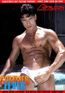 Summer Fever (Director's Cut) DVD - Front