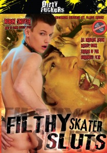 Filthy Skater Sluts DVDR