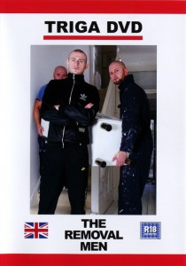The Removal Men DVD